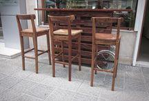 Pallet furniture... / by Jo Gordon