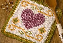 Crochet / by Tina Huber