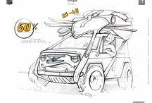 Автомобильный дизайна