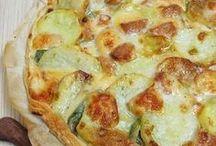 Torte salate, focacce e pizze