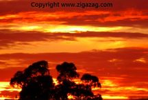 Sunrise / Competition. June 2012. Win a book and inspirational set of cards. http://www.zigazag.com