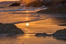 Travel : sunsets