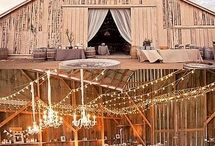 Stunning Receptions / From front porches and barns to garden parties, some lovely reception ideas found here