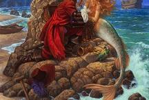 Mermaids / by MaryLu Tyndall