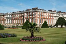 Hampton Court Palace / A magnificent palace with some of the most spectacular event spaces in Britain