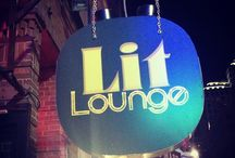 Drink Specials / Here is a list of drink specials for Lit Lounge