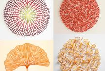Meredith Woolnough textile art