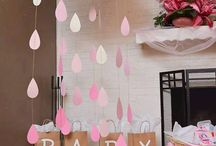Baby Shower and Gender Reveal Ideas