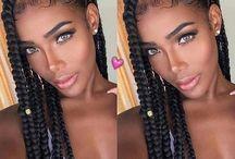 hair |  Braids for Black Women