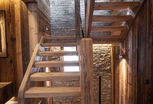 Лестничные конструкции