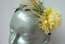 Yellow Fascinators / by Forever Fascinators
