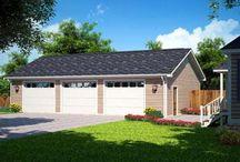 detached garage / by Kimberly Tripp Slate