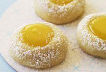 Lemon cookies #2