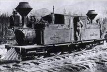 Rail / by Gene Leachman