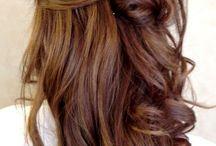 Peinado de grado