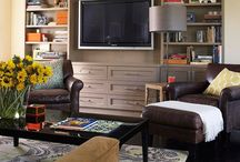 Livingroom Decorating Idea / Livingroom Decorating Idea