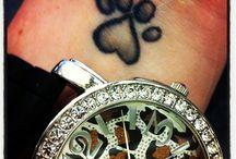 Tattoo Ideas / by Genevieve Seaburg