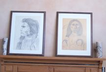 Artistic Ideas / All things art related: Airbrush, painting, drawing, mixed media and more