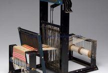 Tissage/Weaving Métier Loom