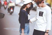 kau dan aku