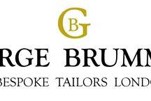 George Brummel croitor Londra