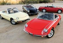 Alfa Spider / You will see it in every romantic movie scene