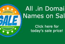 India domain names