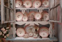 Decorating Hutch/Kitchen / by Glinda