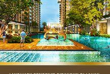 """apartemen bandung / LANDMARK RESIDENCE menawarkan Apartemen Bandung dengan konsep """"Integrated Complete Healthy Living"""" dimana keluarga menjadi pusat dari segalanya"""
