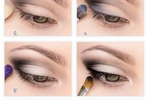 Hooded eyes makeup