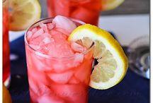 Beverages:  all kinds / Drinks