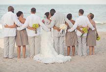 ♥ Taupe or Beige Weddings | Jevel Wedding Planning ♥