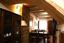 Casa Rural en Villar de Canes / Casa Rural restaurada en la población de Cabanes
