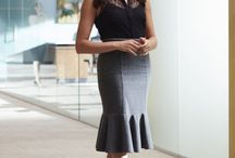 ESSENTIAL - the pencil skirt