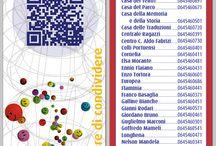 Biblioteche di Roma: creatività /  materiali e gadget