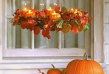 fall craft ideas / by Kelly Rice