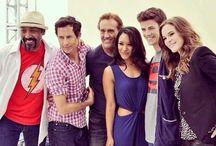 actors in the flash