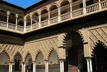 Game of Thrones Season 5  locations in Seville and Osuna / Series 5 filmed in October 2014, to be aired in April 2015 / by Fiona Watson