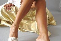 leg and heels