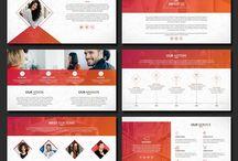 Presentations layout