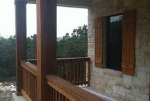 Porch updates