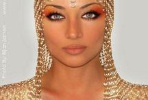 Exotic beauty
