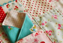 Place mats and table runners
