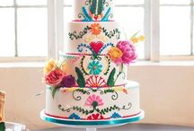 Cake + Dessert / All things dessert! Tiered cakes, cupcake towers, churros, cookies, macarons and everything in between!