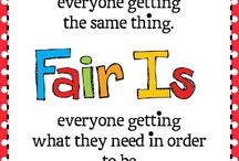 Fair and equal