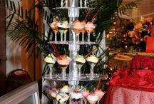 cocktails & cupcakes evening