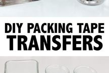 DIY DECOUPAGE TRANSFER  PRINT...