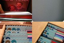 Organization! / by Noelle Tollefson