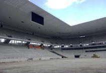 Ecran geant nouveau Stade de Bordeaux