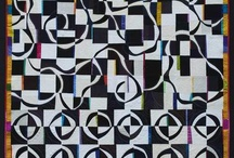 Black and White quilts / by Quilt Inspiration